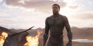 Black Panther Vengadores Endgame