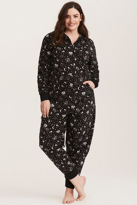 plus size womens onesie