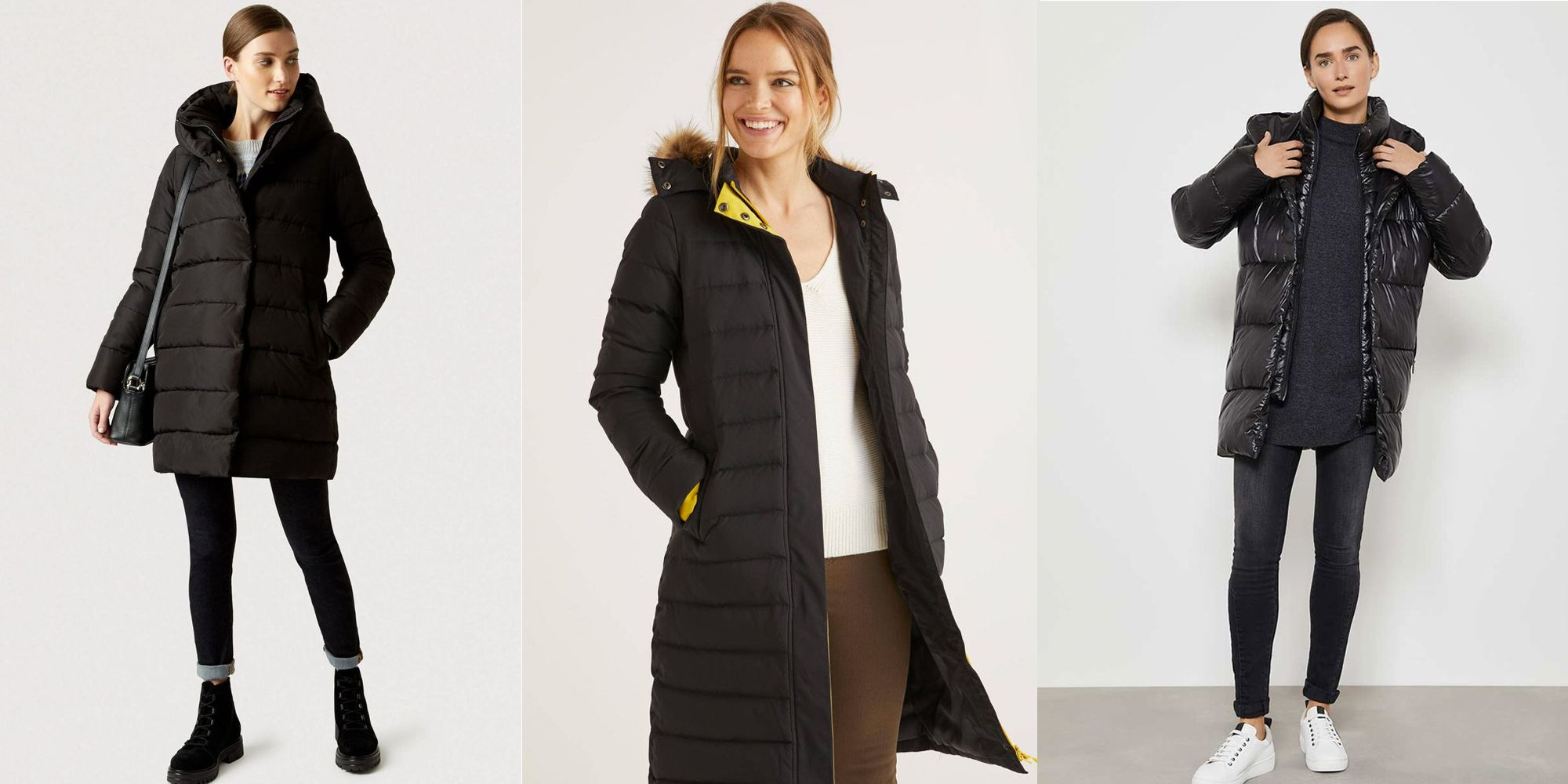 8 of the best black puffer jackets