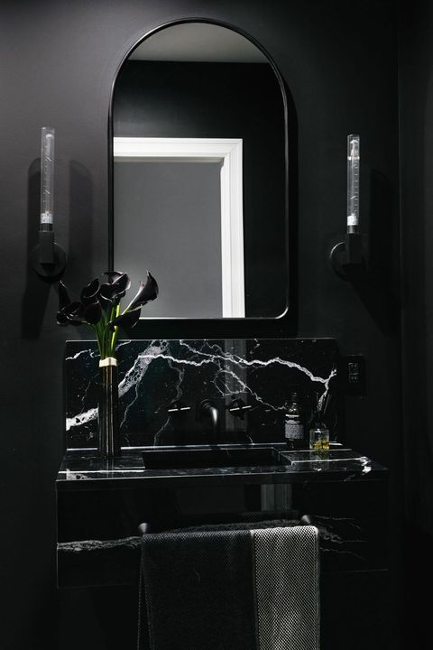 black rooms