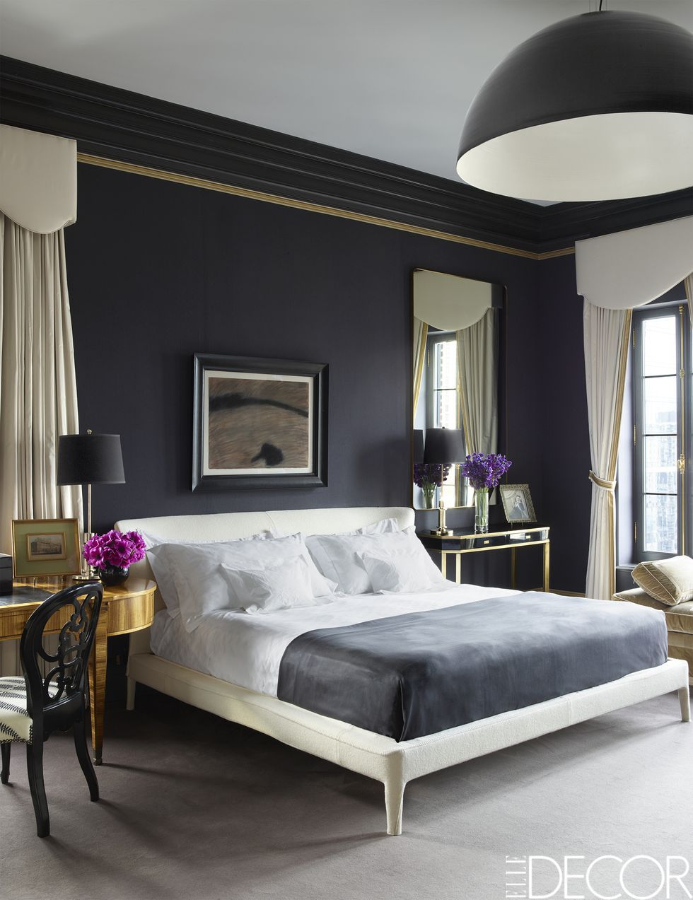 35 Black Rooms That Embody Sophistication