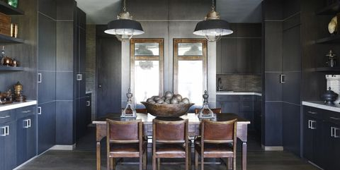 35 Black Room Decorating Ideas - How to Use Black Wall Paint & Decor