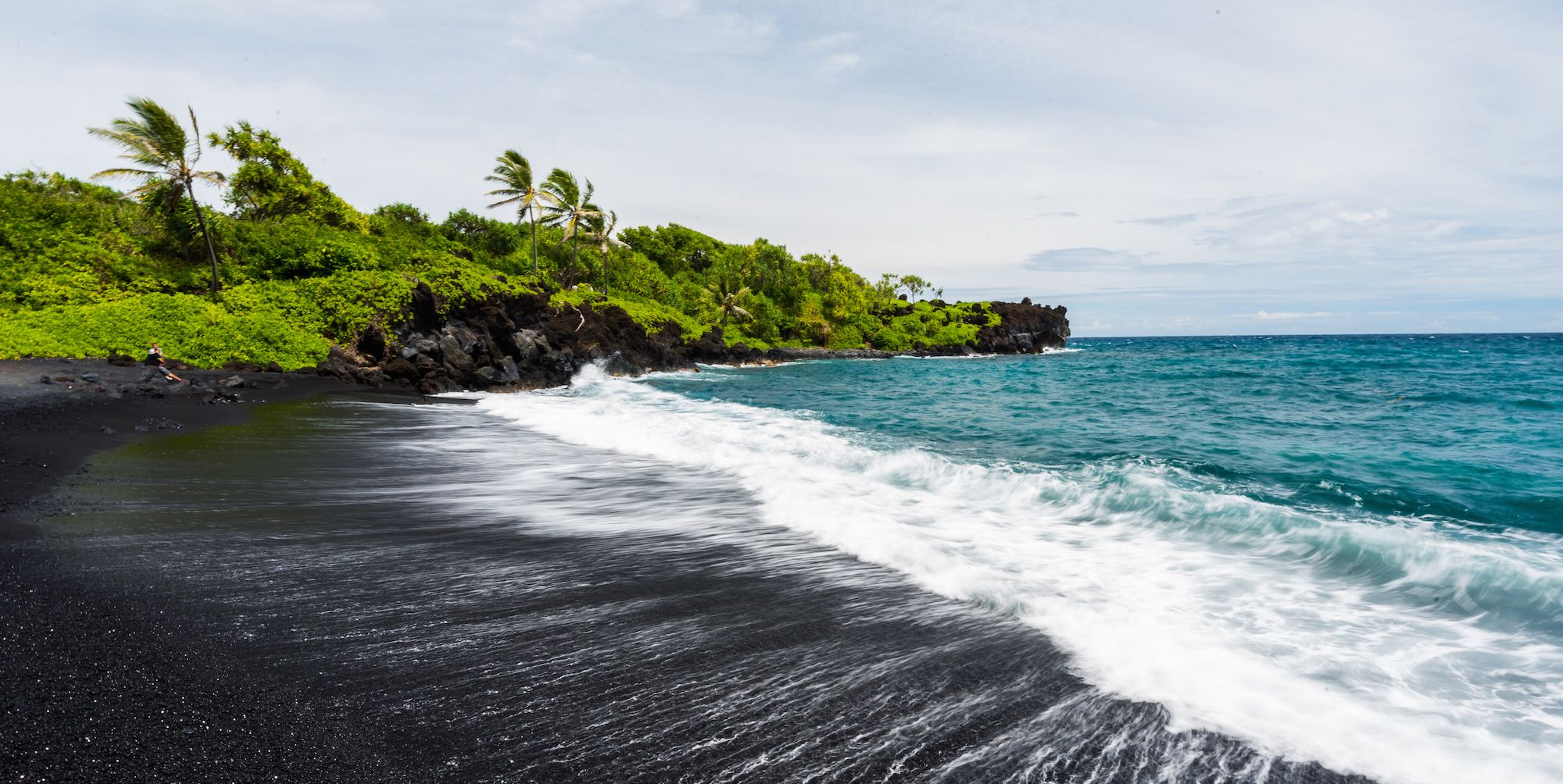 The Most Mesmerising Black Sand Beaches In The World