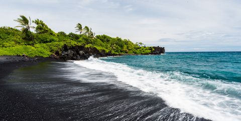 Black Sand Beaches 22 Best Destinations What Causes