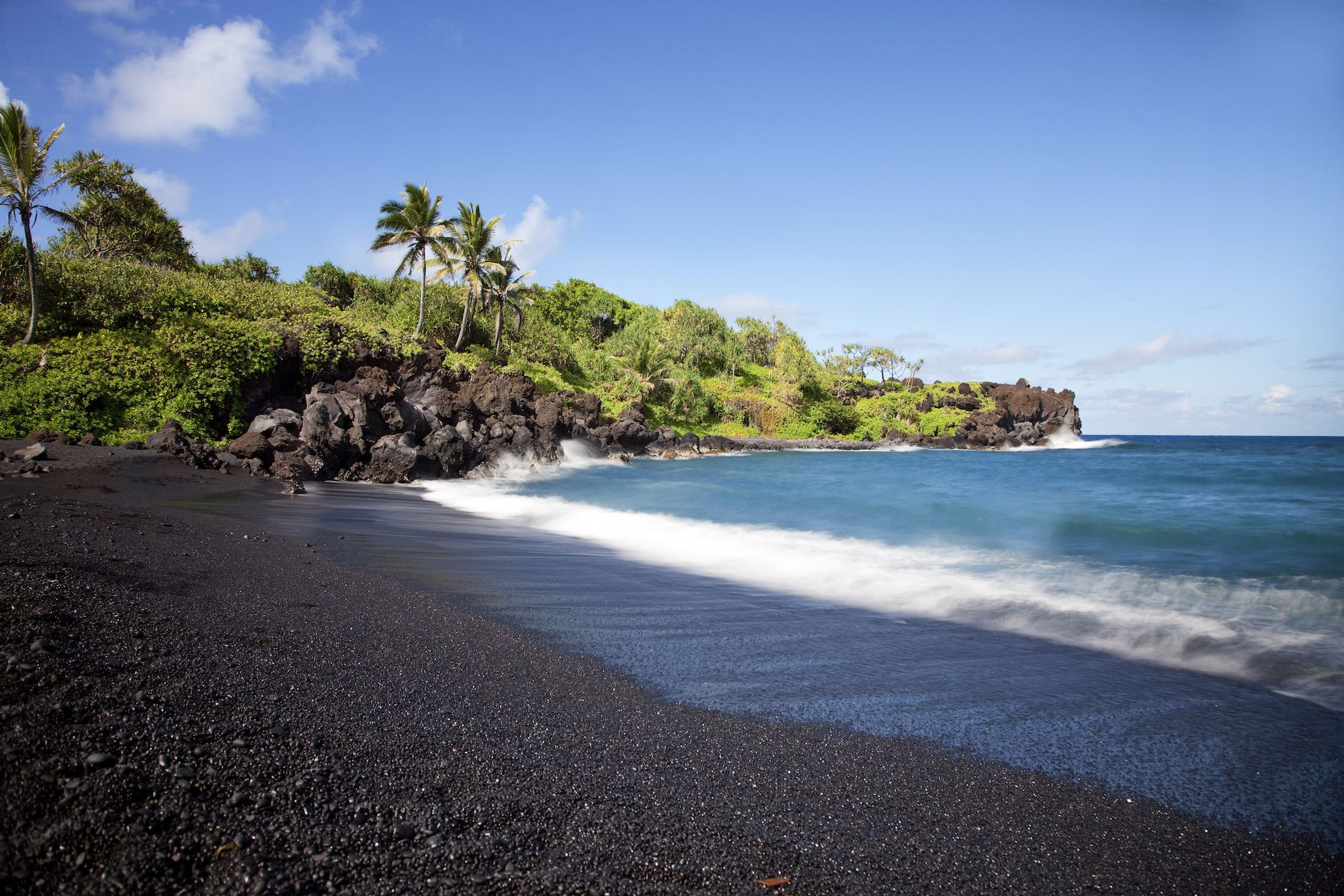 20 Best Black Sand Beaches In The World
