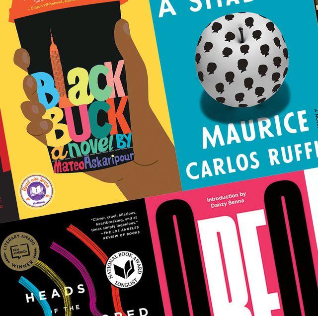black satire books