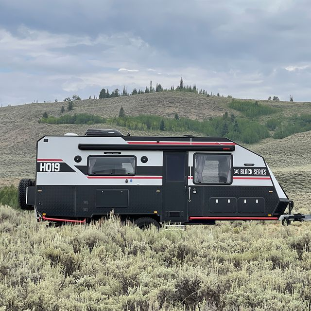black series hq19 off road camping trailer