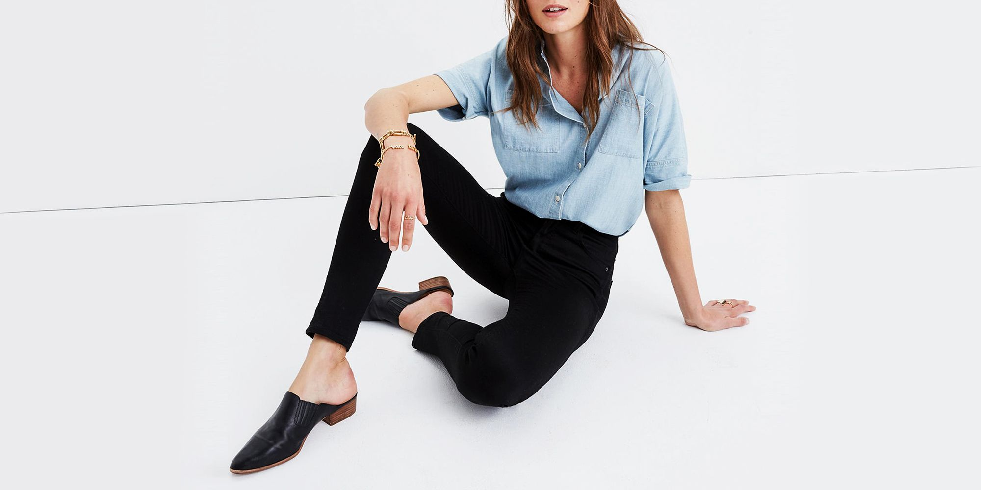 14 Best Black Skinny Jeans For Fall 2018 Ripped High Waisted Vintage Skin Rip Off Stretch Soft