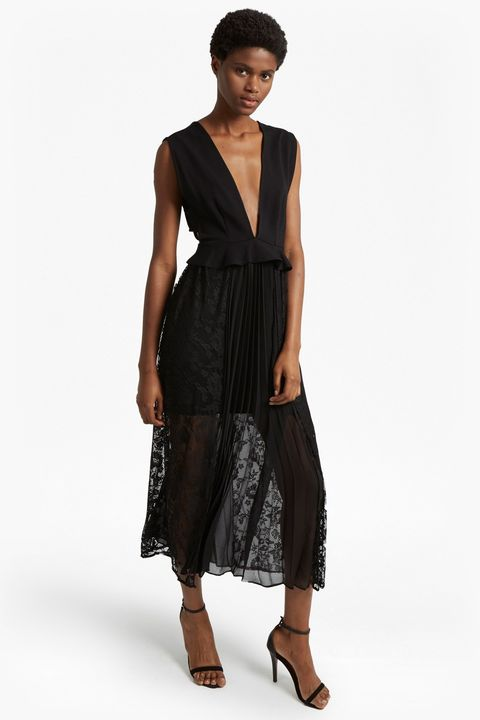 Can You Wear Black To A Wedding Best Black Dresses For