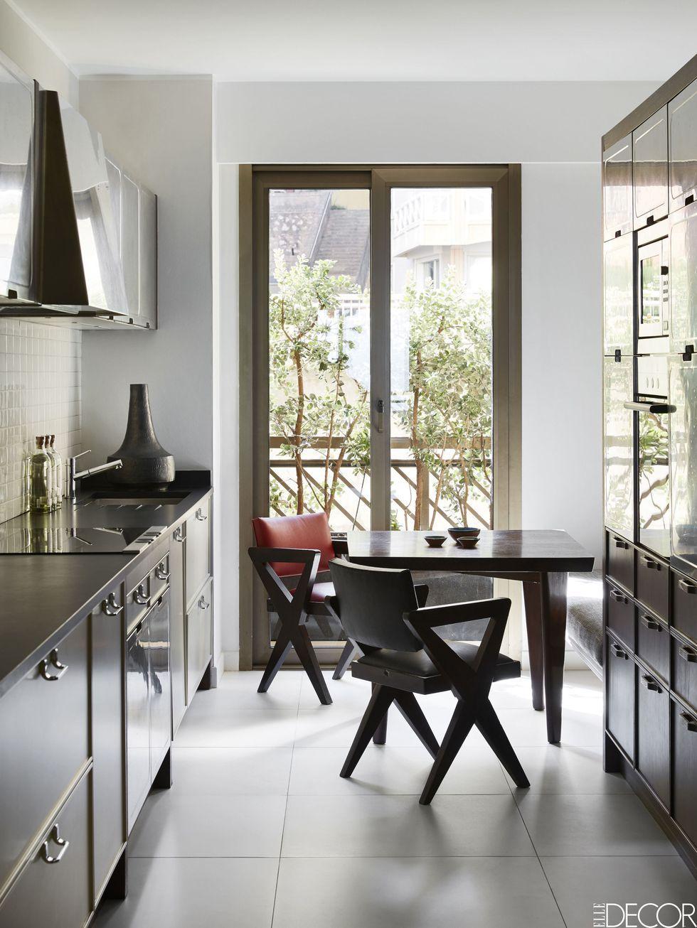 26 gorgeous black \u0026 white kitchens ideas for black \u0026 white decor