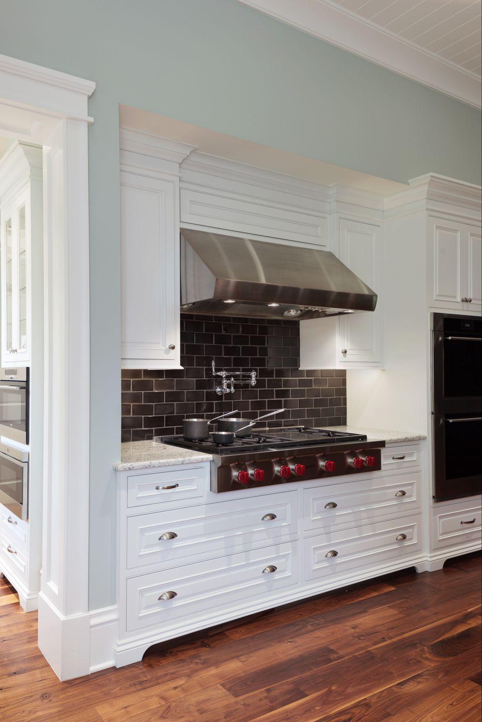 26 Gorgeous Black White Kitchens Ideas For Black White Decor