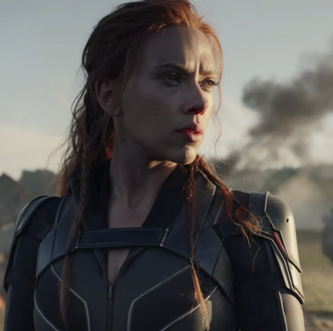 The Black Widow Trailer Features A Callback To Iron Man 2