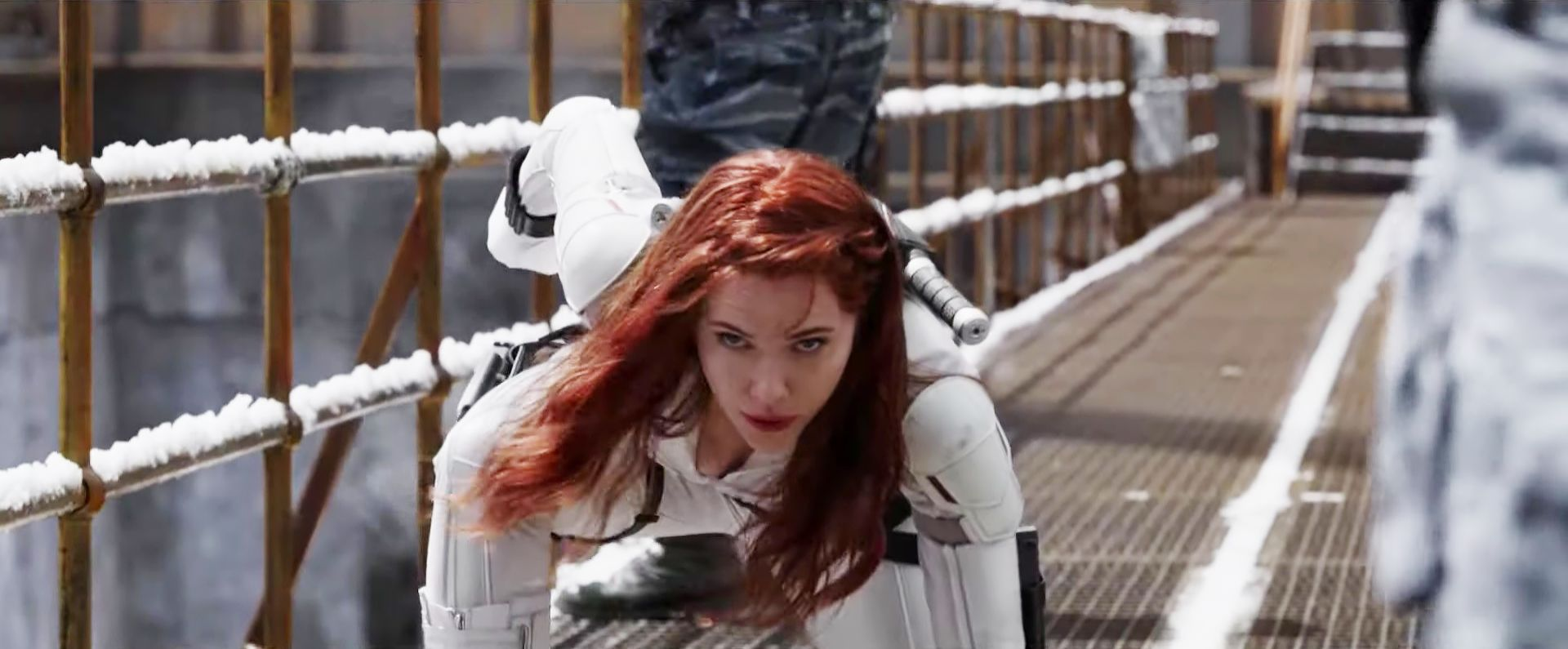 Black Widow's trailer hints at the return of fan-favourite MCU character