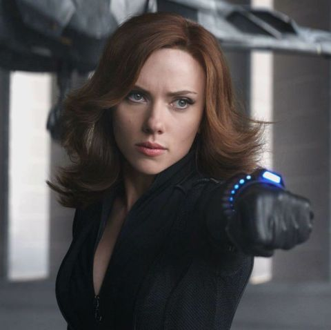 Ah So That S Why Black Widow Didn T Get A Big Send Off In