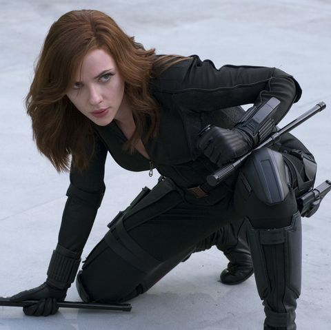 A Black Widow Film Almost Came Out Before Iron Man