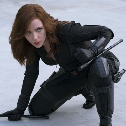 Black Widow S New Look In Her Solo Movie Has Been Revealed