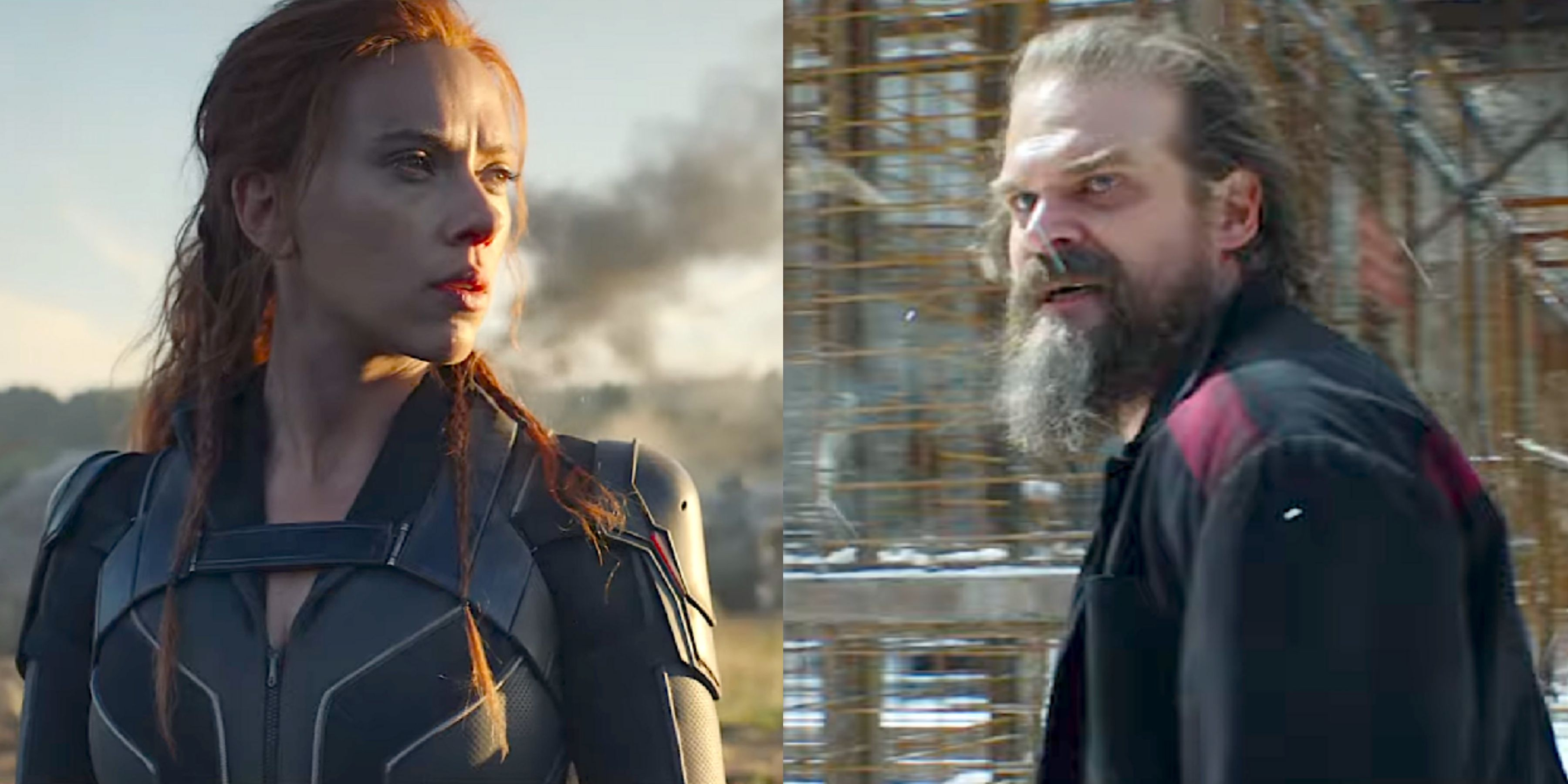 Is Red Guardian In Black Widow A Crossover With Hopper In