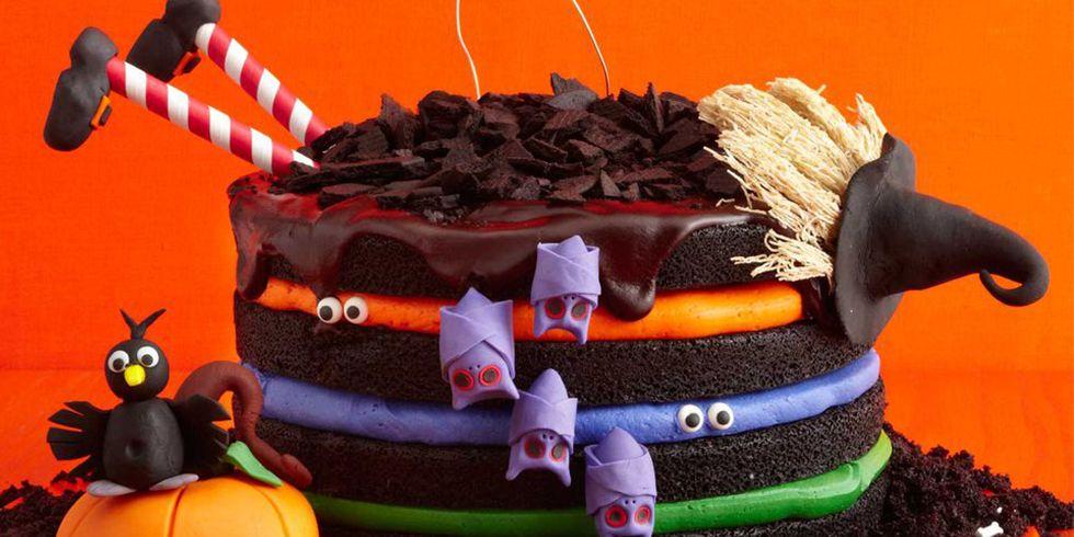 15 Best Halloween Dessert Ideas - Easy Halloween Treat Recipes-4120