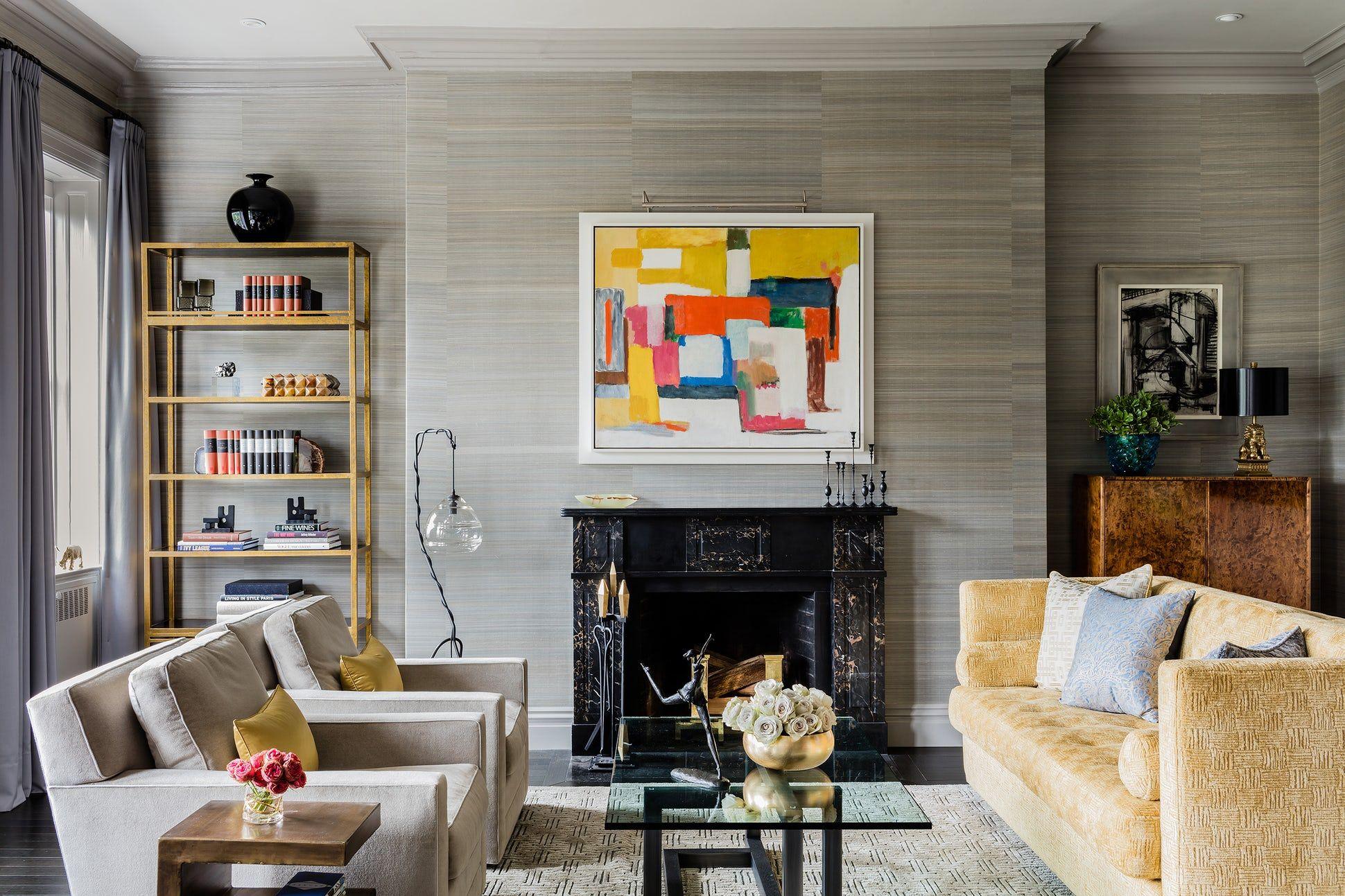 65 best fireplace ideas beautiful fireplace designs decor rh elledecor com Ideas with Television above Fireplace Fireplace Surround Ideas