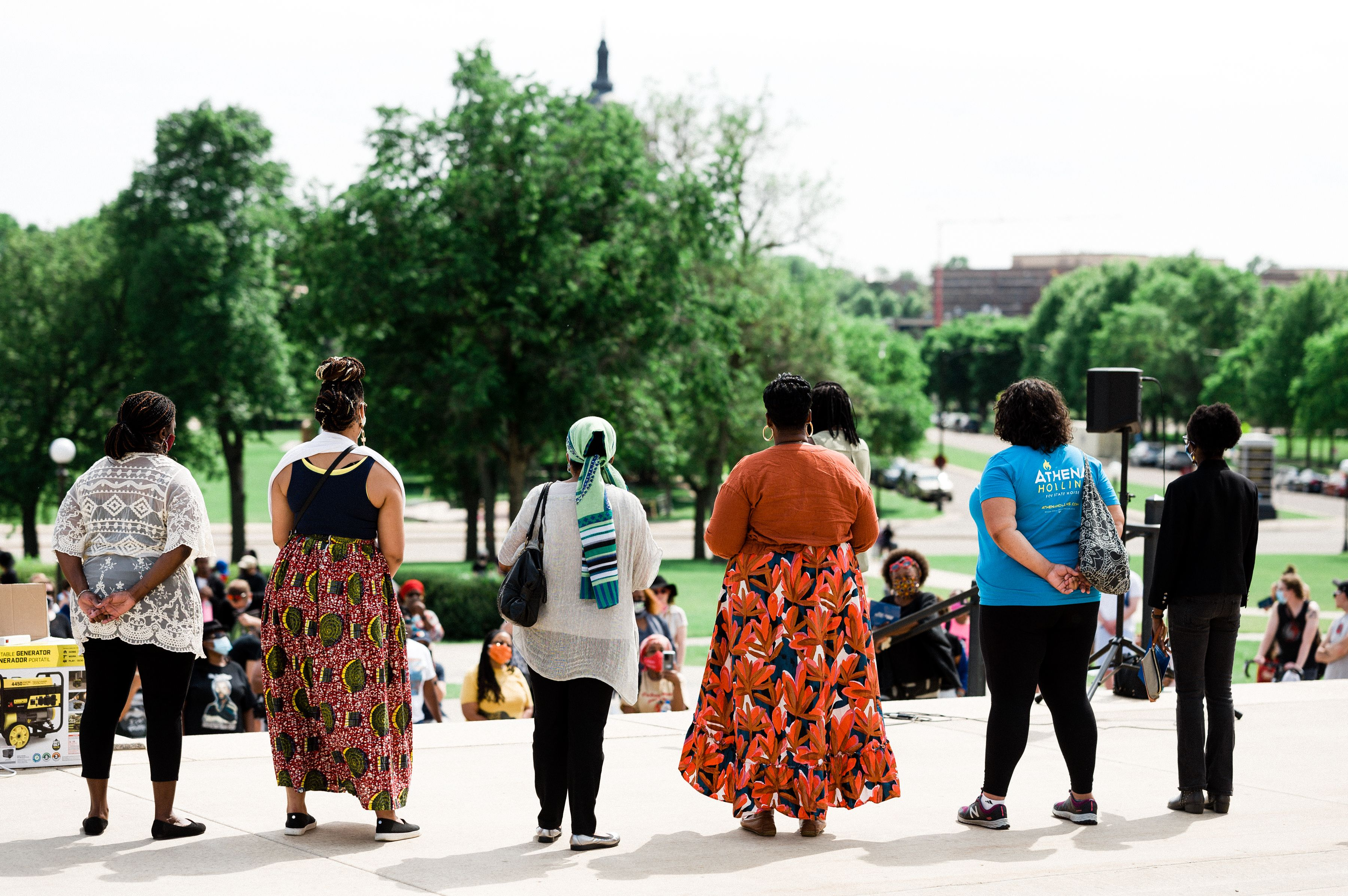 Meet Four Black Women Inspired to Run for Minnesota State Senate by George Floyd's Death
