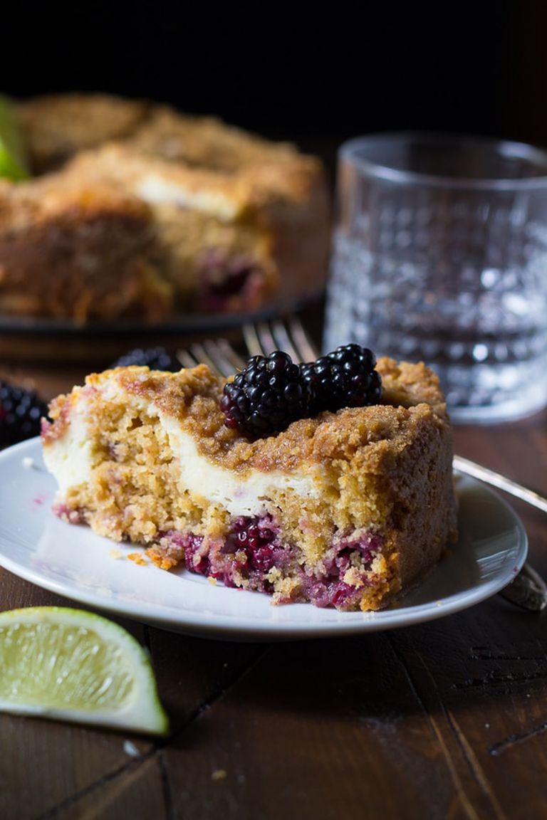 Cast Iron Desserts Almond Coffee Cake