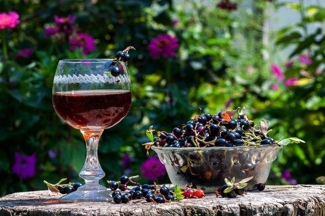 blackcurrant cordial