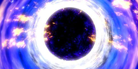 Blue, Light, Electric blue, Circle, Purple, Vortex, Space, Graphics, Fractal art,