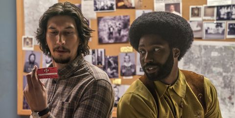 Blackkklansman - Oscar Nominations 2019