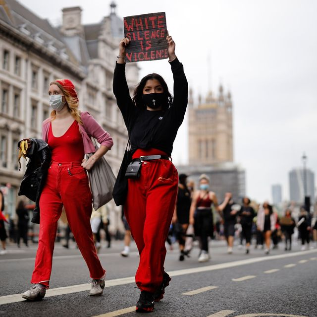 Photos From The UK Black Lives Matter Protests