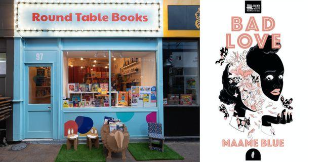 black bookshops publishers