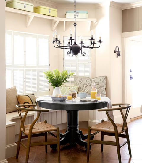 Banquette Seating Ideas For