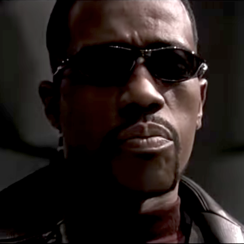 Original Blade star Wesley Snipes reacts to Marvel rebooting the franchise without him
