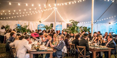 Event, Yellow, Community, Ceremony, Wedding reception, Table, Function hall, Party, Rehearsal dinner, Adaptation,