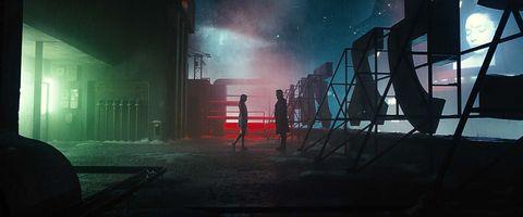 Roger Deakins Blade Runner 2049