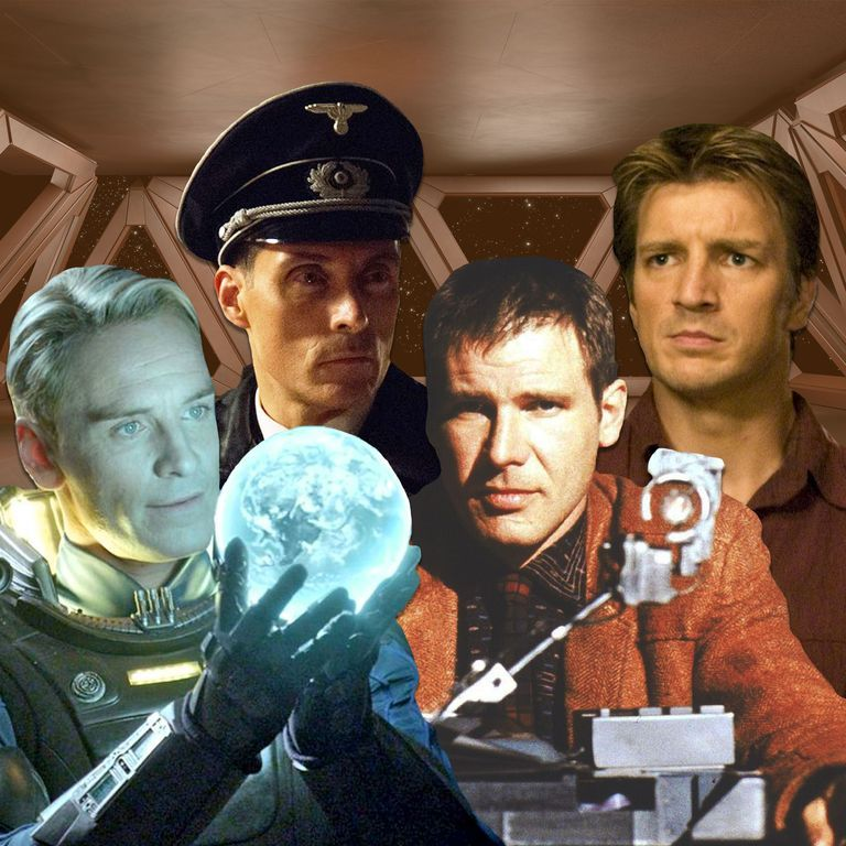Alien, Blade Runner and Hitler's massive shared universe theory may be the most barking we've seen