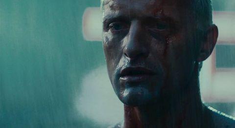 Rutger Hauer's 'Tears in Rain'...