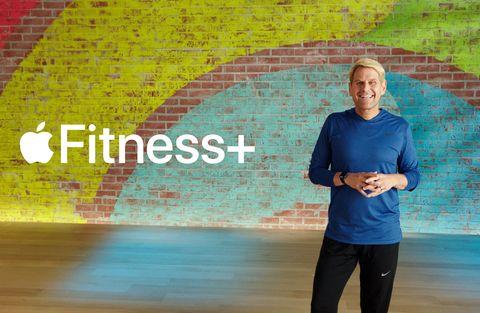 jay blahnik unveiling apple fitness