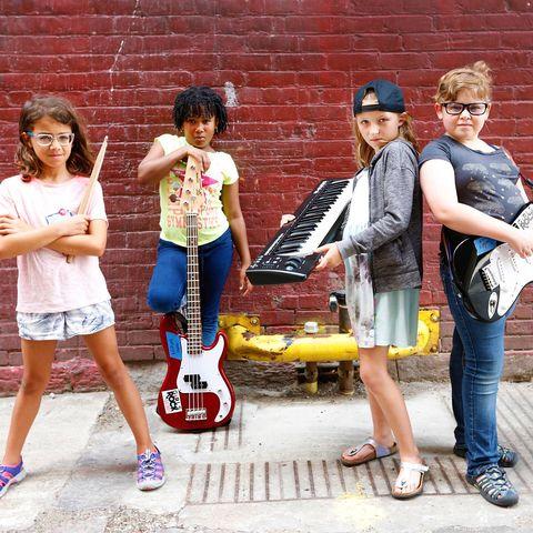 girls rock detroit - blakdragons