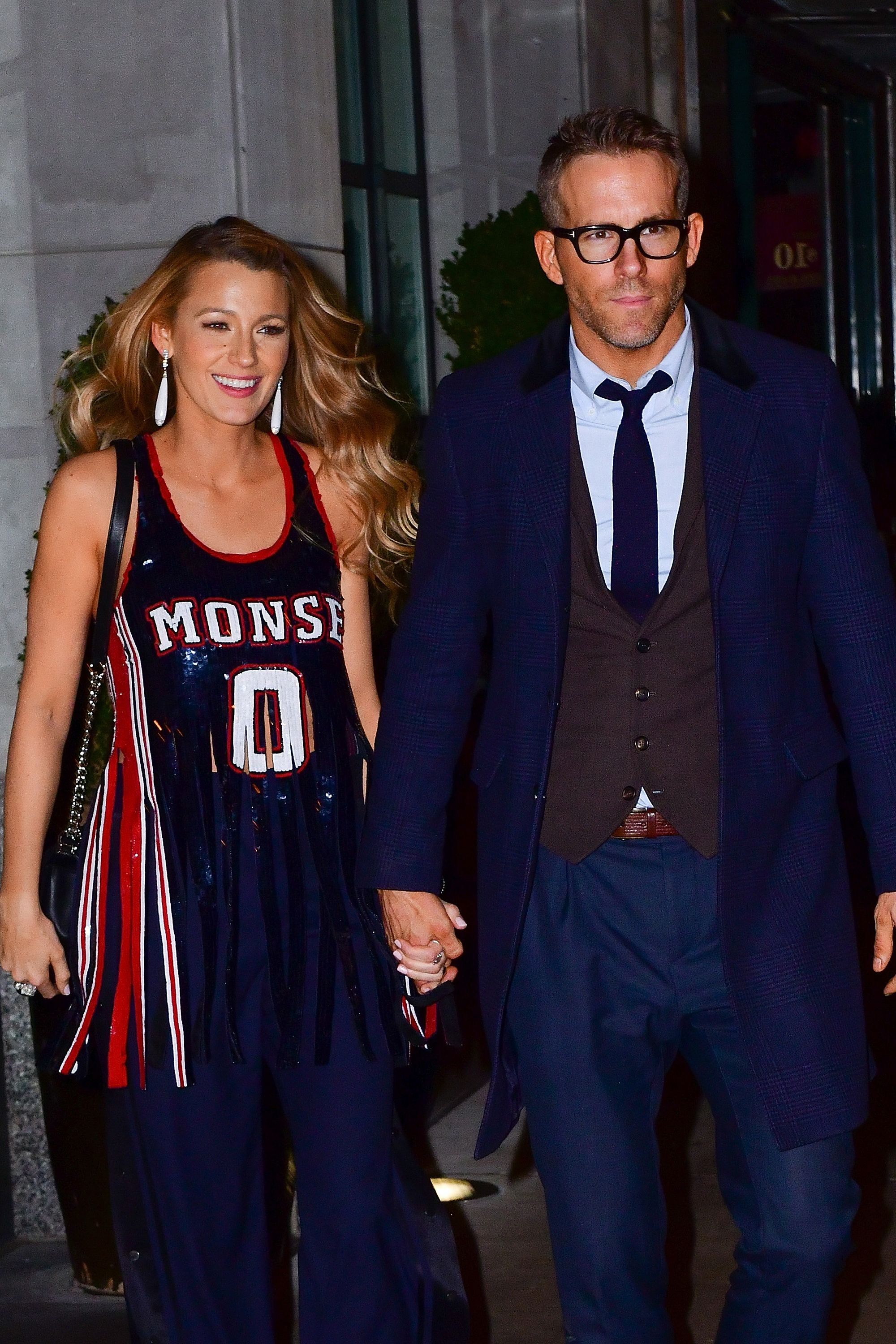 Blake Lively and Ryan Reynolds Okay, so these two didn't meet because of friends—they originally met on the set of Green Lantern— but they did fall in love because of friends. Blake and Ryan were so meant to be they realized they had to be together while on a double date...with other people.