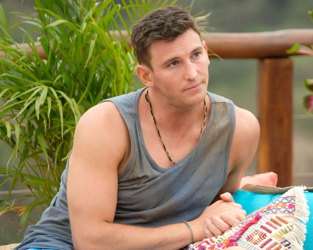 Twitter Absolutely Roasted Blake Horstmann About Stagecoach During 'Bachelor in Paradise'