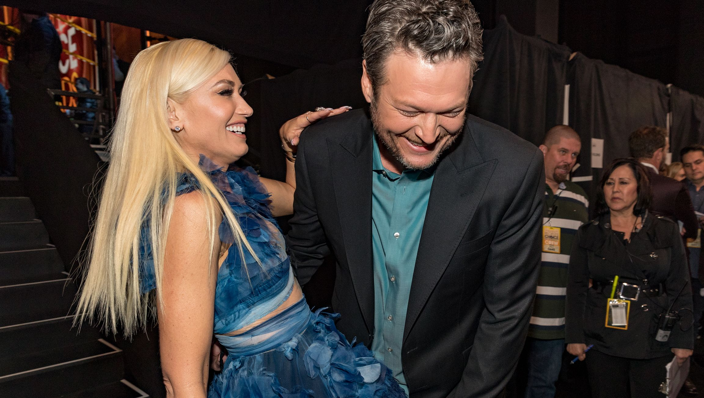 Gwen Stefani Admitted the Sweetest Thing About Her Boyfriend Blake Shelton