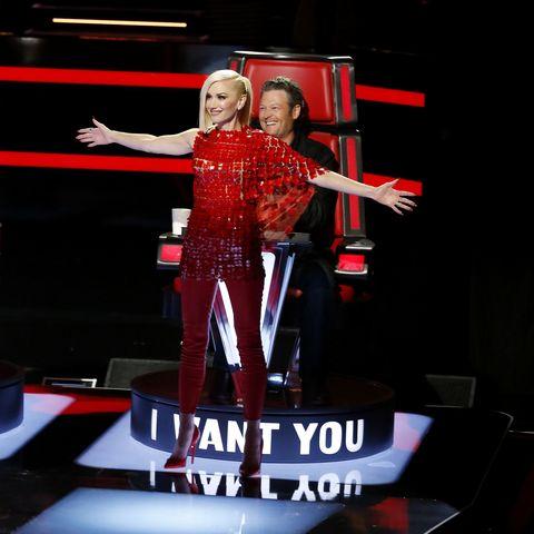 Do Blake Shelton and Gwen Stefani Get Along on 'The Voice?'