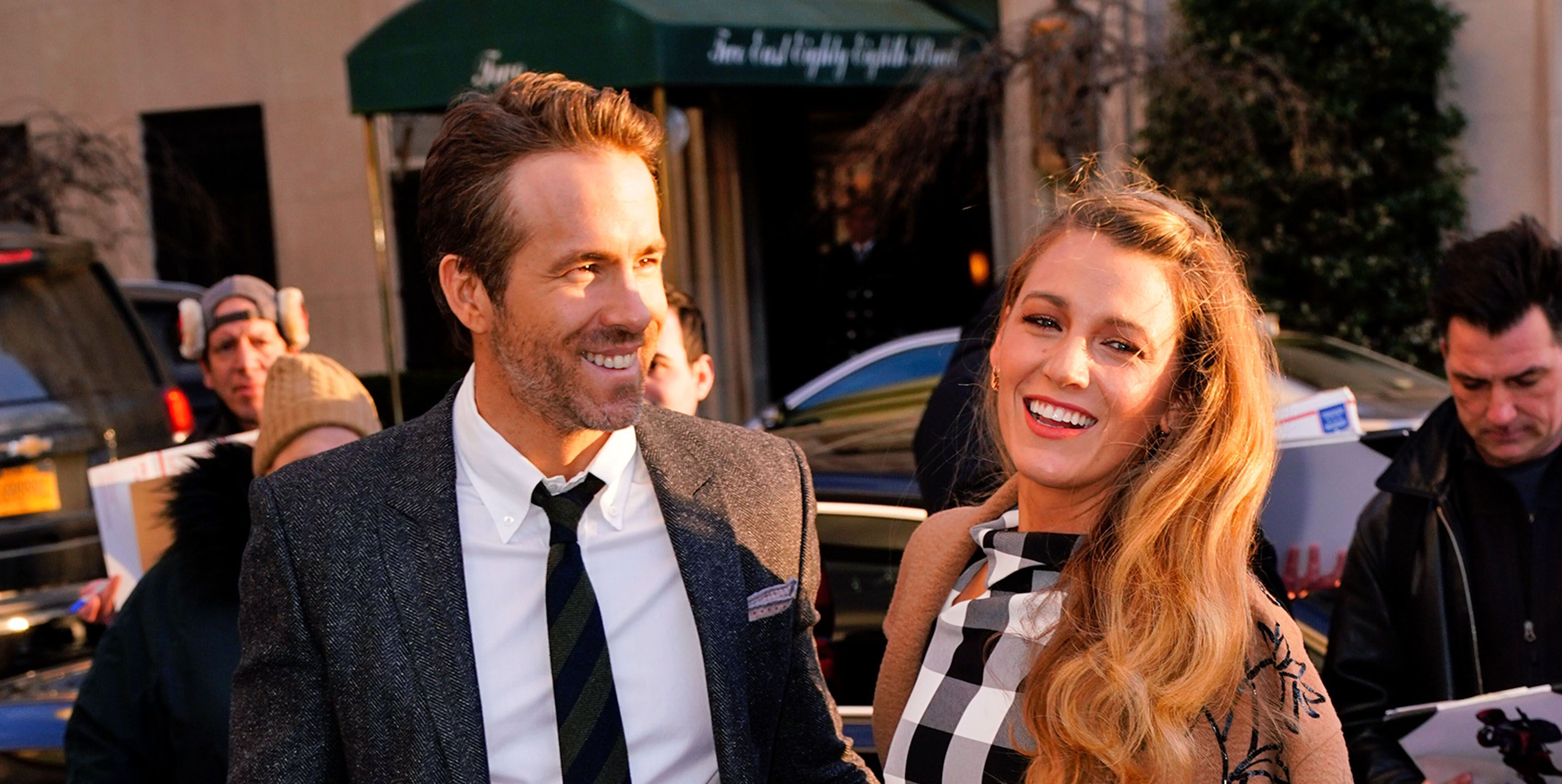 Blake Lively and Ryan Reynolds Donated $400,000 to 4 New York Hospitals