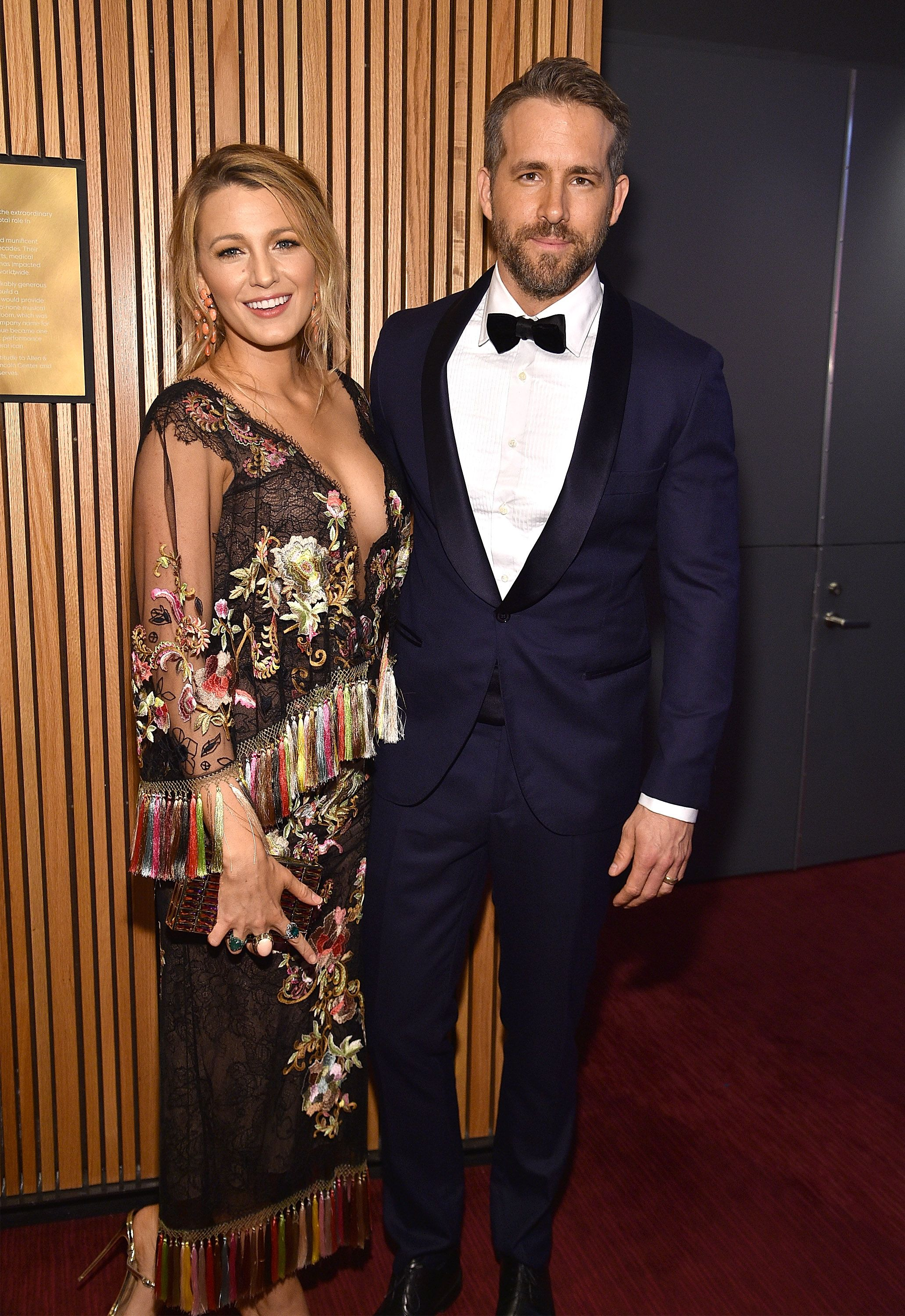 Why Blake Lively and Ryan Reynolds Are Skipping the 2020 SAG Awards