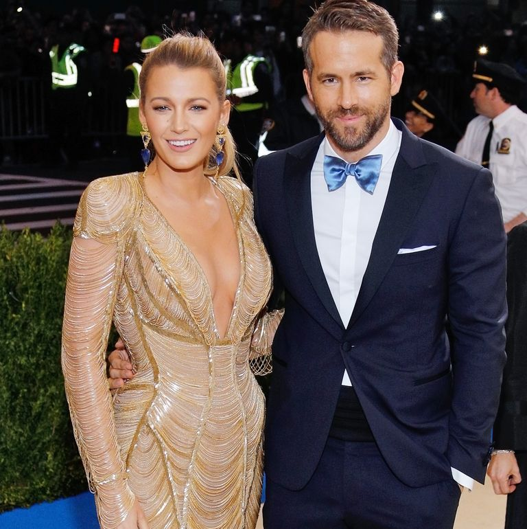 Ryan Reynolds Reportedly Took Paternity Leave After Blake Lively Gave Birth To 3rd Baby