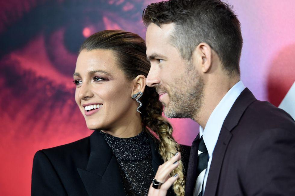 Ryan Reynolds Lovingly Trolled Blake Lively on Instagram For Her Birthday