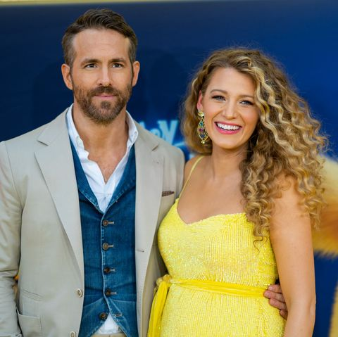 Ryan Reynolds and Blake Lively Share New Daughter Photo