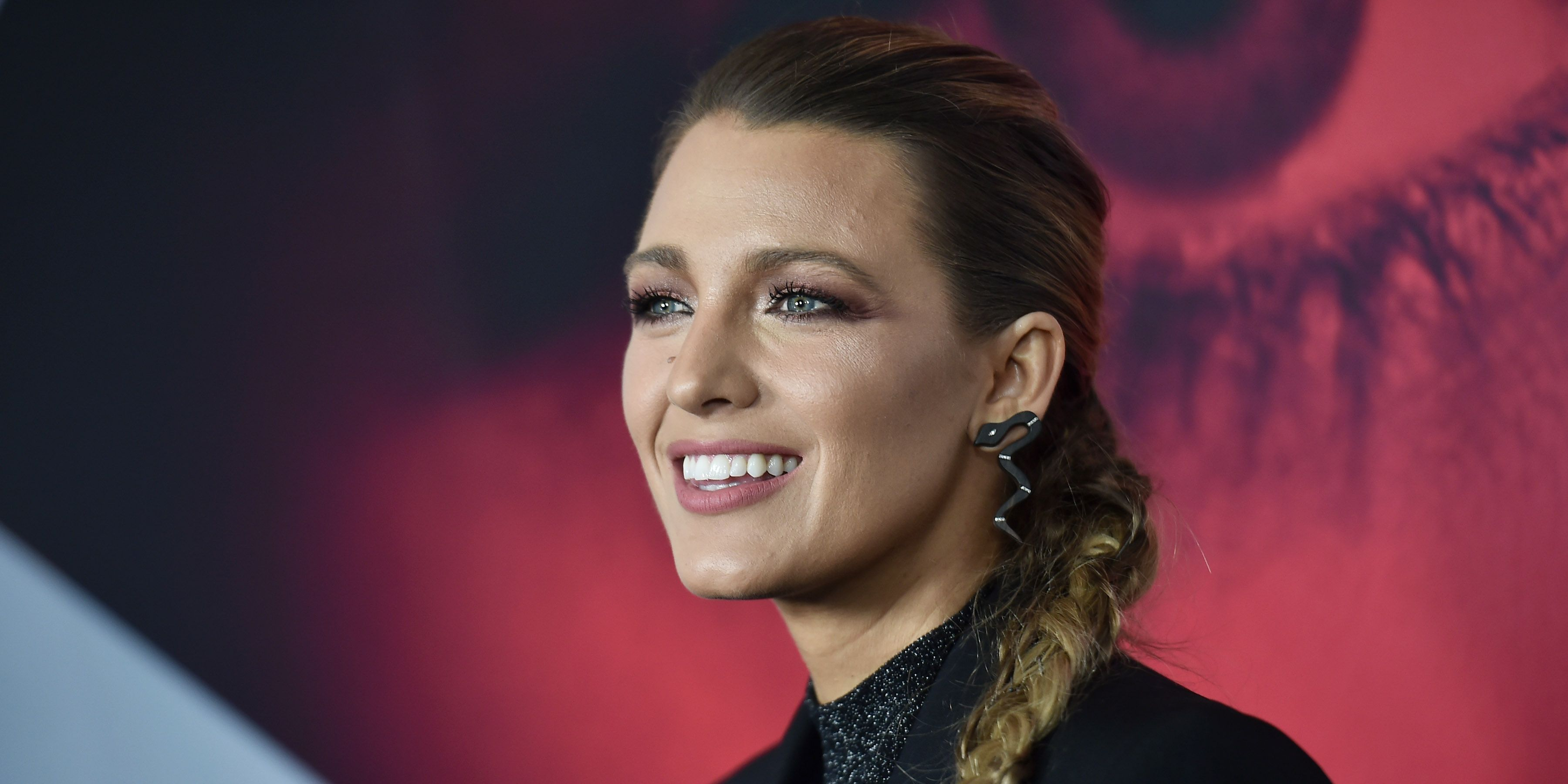 Blake Lively Is Teaming Up With Amazon to Produce a Scripted Fashion Series