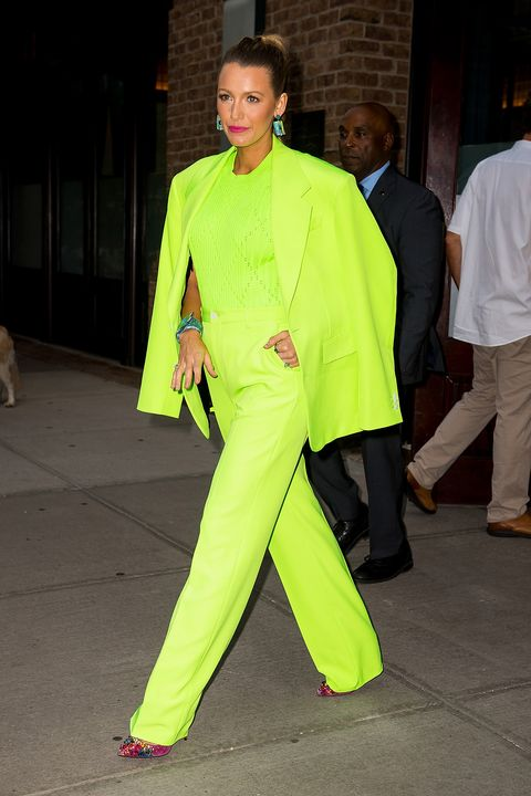 Celebrity Sightings in New York City - August 17, 2018