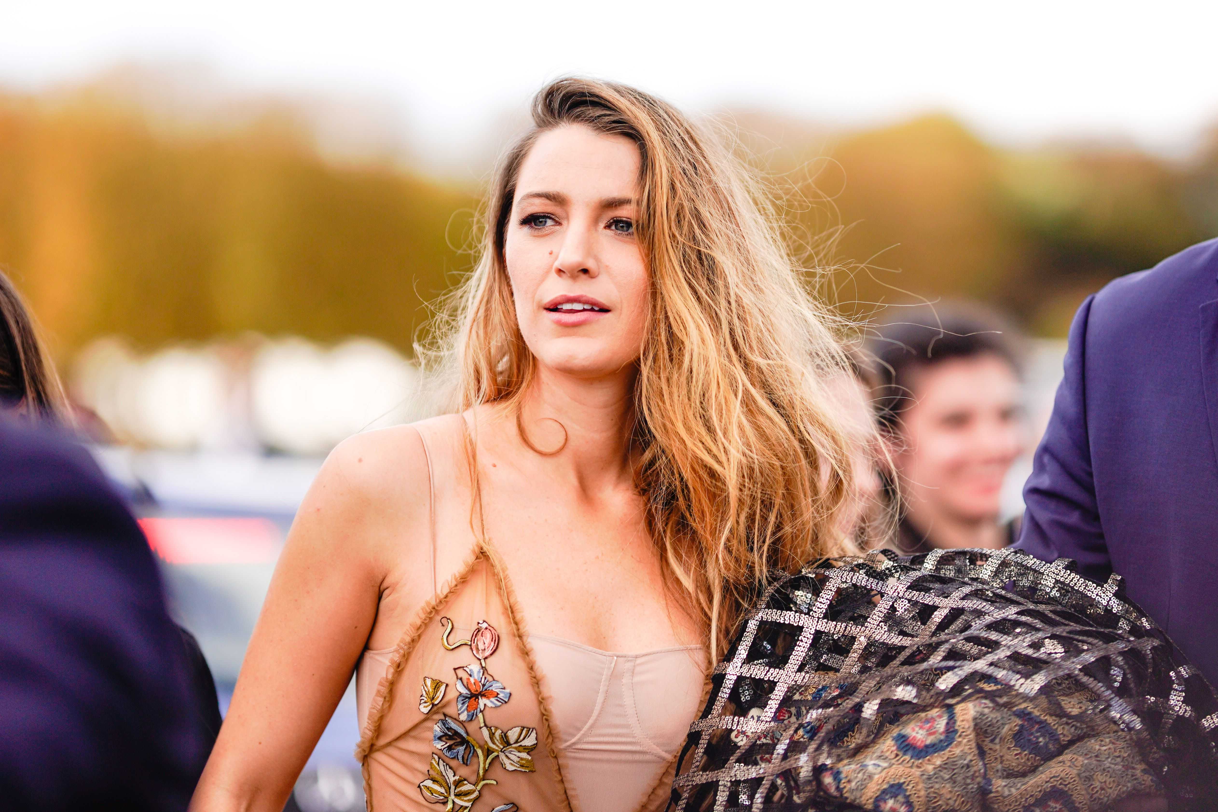 Blake Lively Used to Wear Forever 21 on Red Carpets and Lie and Say It Was Vintage